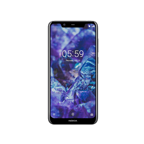 Buy Nokia 5.1 Plus 3GB RAM 32GB ROM On Installments