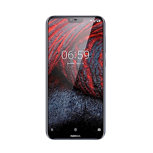 Buy Nokia 6.1 Plus 4GB RAM 64GB ROM On Installments