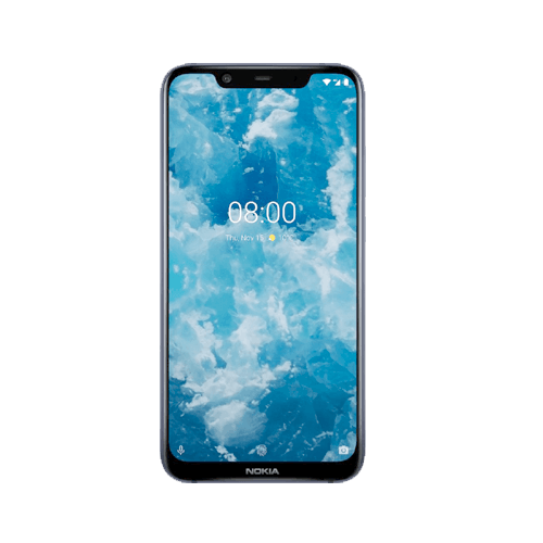 Buy Nokia 8.1 4GB RAM 64GB ROM On Installments