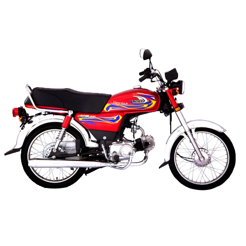 Buy United 70CC Motorcycle  On Installments