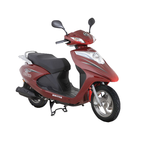 Buy United 100CC Scooty On Installments