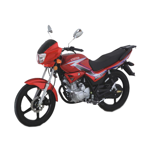 Buy  United 125CC Deluxe Motorcycle On Installments