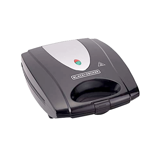 Buy Sandwich Maker Grill Ts4080 Black Decker  On Installments