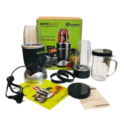Buy NUTRiBULLET 600 Series Nutrient Extractor High Speed Blender 600W 8 Piece Set On Installments