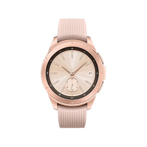 Buy Galaxy Watch (42mm) Rose Gold  On Installments