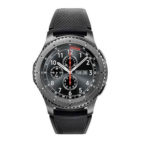 Buy Samsung Gear S3 frontier On Installments