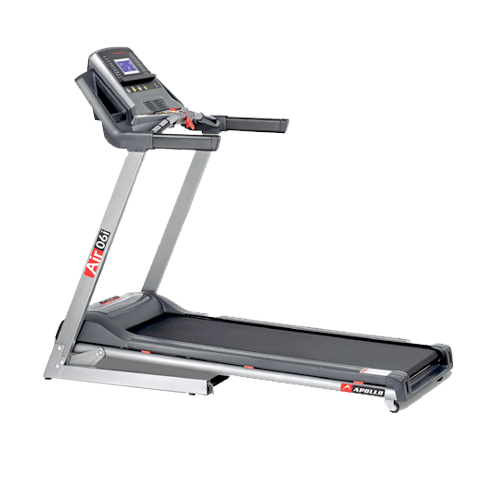 Buy Apollo Air-06i Motorized Treadmill-1.75HP On Installments