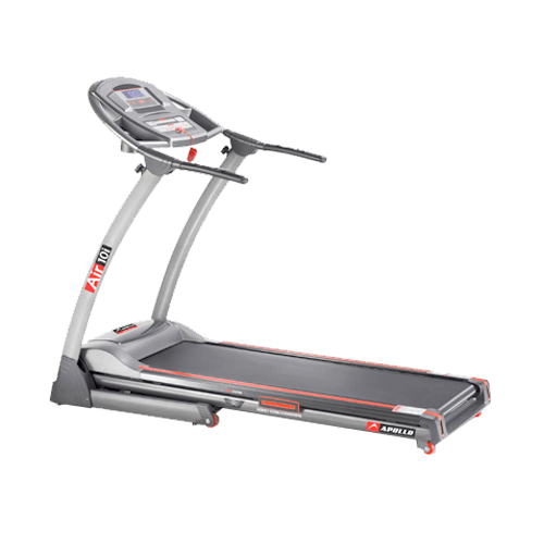 Buy Apollo Air-101 Motorized Treadmill-1.95HP On Installments