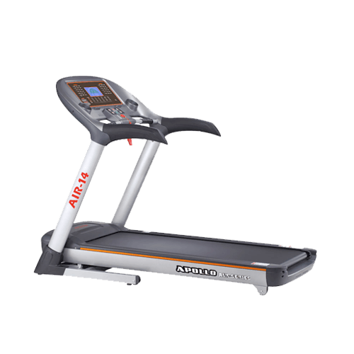 Buy Apollo Air-14 Motorized Treadmill-3.0HP On Installments