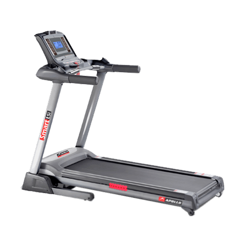 Buy Apollo Smart T5I Motorized Treadmill-1.95HP On Installments