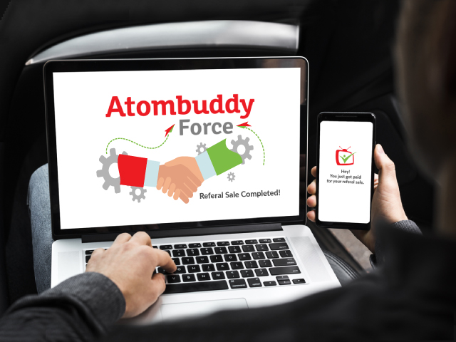 Atombuddy Force | Earn online at home