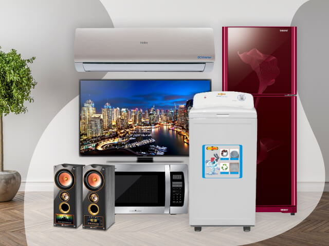 Home Appliances | Buy on installments